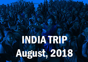 INDIA TRIP-August 2018