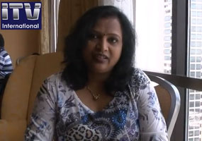 Jyothi Reddy on ATA 2012 Convention in Atlanta