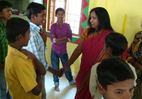 V'CARE FOUNDATION FOR ORPHAN'S AND SEMI ORPHAN KIDS