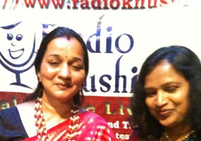 nallari raadhika reddy with Jyothi Reddy