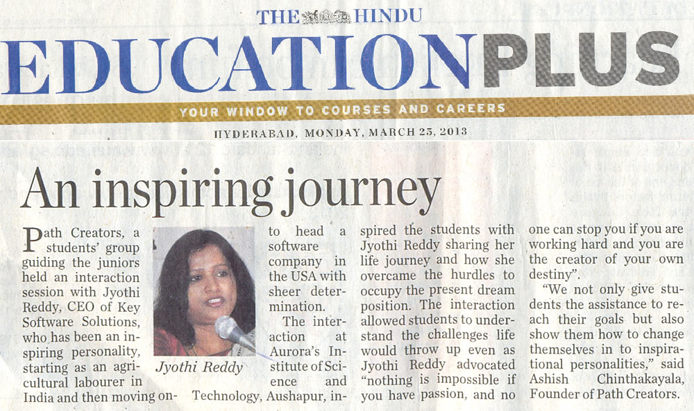 newspaper article terminology