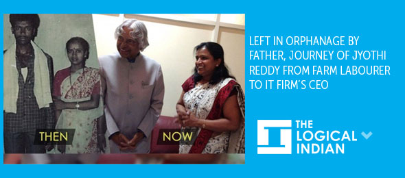 Left In Orphanage By Father, Journey Of Jyothi Reddy From Farm Labourer To IT Firm's CEO