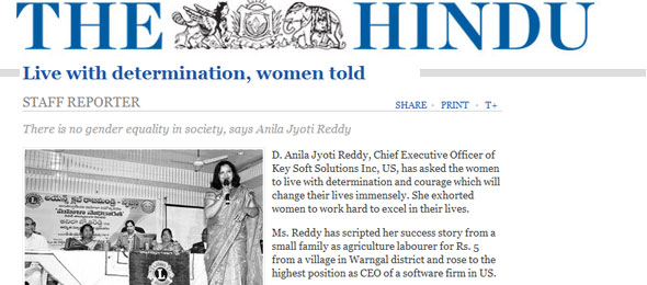 Published in The Hindu On March 02, 2013