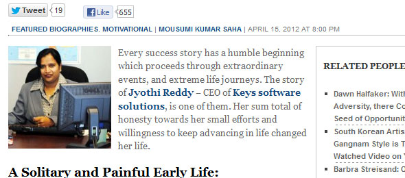 Published in Successstories On April 15th, 2012