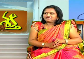 Vanitha TV Interview of  Jyothi Reddy