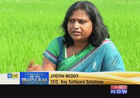 Jyothi Reddy: Scripting her own destiny